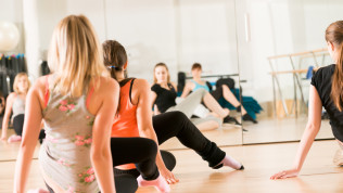 To Attend A Group Fitness Class, Check Our Schedule